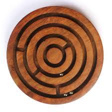 Wooden Maze Games Ballinamaze puzzle Wikipedia 35