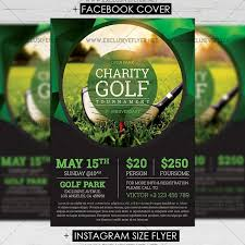 Golf Outing Brochure Template Templates Odc4mji Resume