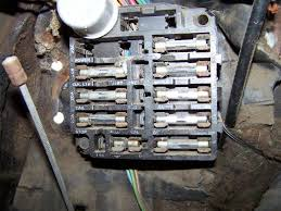 fuse block photo please chevy nova forum this image has been resized click this bar to view the full image