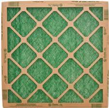 Flanders Filters Flanders Precisionaire Nested Glass Air Filter 20x20x1 In 24 Per Case 2488665