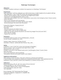 Medical Lab Technologist Resume. 8 Sample Medical Technologist ...