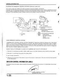 honda the vacuum and pressure air hoses control valve purge graphic graphic
