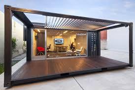 Container Office Design Best переделка контейнера для офиса Container In 48 Pinterest
