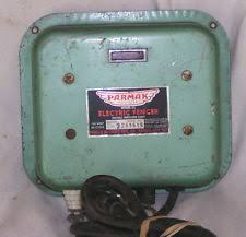 parmak fencing good used vintage parmak electric fencer fence charger model cc