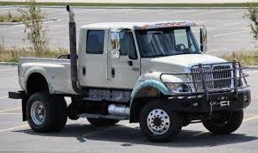 2006 International 7000 Series Truck Club Cab Pickup