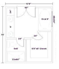 bathroom floor plans walk in shower. Master Bathroom Plans With Walk In Shower Bath Free Floor Plan Dimensions Designs