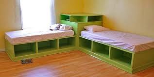 26 Diy Twin Platform Bed with Storage | Bedroom Ideas
