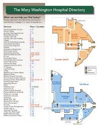 Mary Washington Healthcare My Chart Mary Washington Hospital Virginia Hospital