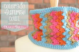 Double Crochet Chevron Pattern Beauteous Long Double Crochet Chevron Stitch Pattern Marly Bird™