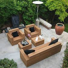 patio furniture out of wood pallets | Other Wood Outdoor Patio Furniture At  Garden2patio - Serbagunamarine