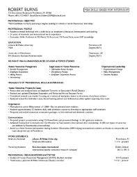 Uncategorized 12 Mba Finance Experience Resume Samples Mba
