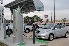 Private Use Of Public Charging Stations Could Spoil The Electric