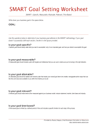 Smart Goals Template Smart Goals Template Fillable Pdf Fill Online Printable
