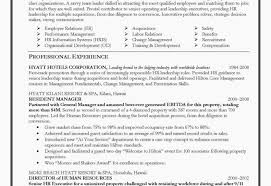 Sample Senior Executive Resume Template Cover Letter Payroll Manager
