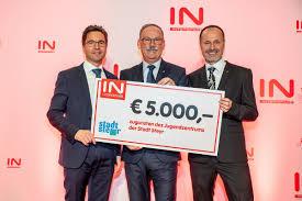 Spende Interspar übereichte 5000 Euro An Jugendzentrum Der Stadt