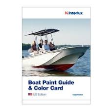 Interlux Paint Chart Interlux Boat Painting Guide