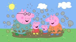 peppa pig family wallpapers wallpaper
