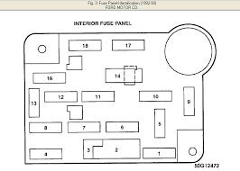 i need a fuse diagram for a 2003 ford e350
