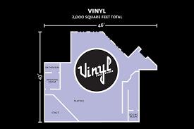 Vinyl Hard Rock Lake Tahoe