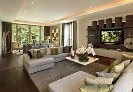Featured Image of Large Living Room Interior Ideas
