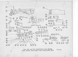 american flyer locomotive 283 287 parts list diagram traindr american flyer locomotive 283 287 parts list and diagram page 2