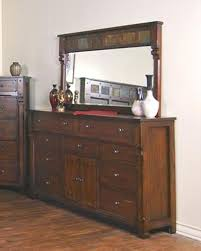 Sunny Designs Dresser Sunny Designs Santa Fe Dresser And Mirror Su 2322dc Dm