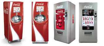 Coca Cola Touch Screen Vending Machine Classy Coke's Vending Program Shifts Into High Gear Articles Vending Times