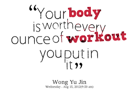 Famous quotes about 'Your Body' - QuotationOf . COM via Relatably.com