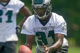 Eagles' Byron Maxwell confident, but knows he can improve