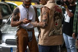 20 Seriously Cool Tattoo Ideas Courtesy Of Fashion Weeks Most