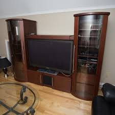 Lighted Entertainment Center Lighted Entertainment Wall Unit