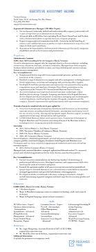 Executive Resume Samples Customer Service Resume Resumestime Com