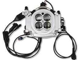 Holley super sniper efi install the basics