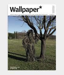 Wallpaper* magazine cover designs ...