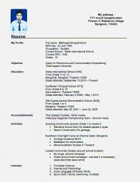 40 Year Old Resume Luxury 40 Year Old Resume Objective Example Amazing 16 Year Old Resume