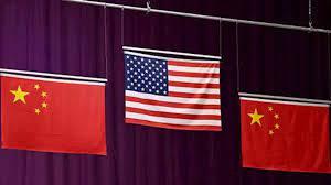 power politics between China-US - Olympics