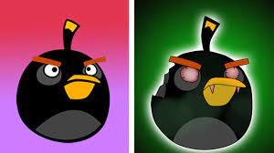 Angry Birds BOMB CHARACTERS As Zombies Version - YouTube