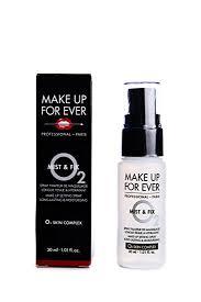 make up for ever mist fix make up setting spray 1 01 fl oz
