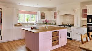 Pink Kitchen Pink Kitchen Cabinets Monsterlune