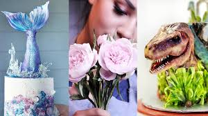 This bakery makes dinosaur, mermaid and <b>zombie cakes</b> - and it just ...