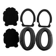 bose x headset. 2pcs head ear phone set parts sleeve for bose aviation x™ a10 a20 headset bose x l