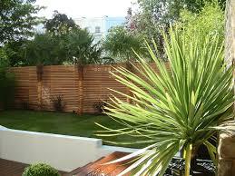 small contemporary garden london