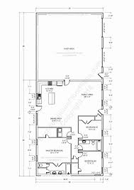 40x60 metal building floor plans awesome barndominium floor plans pole barn house and metal 30x40 40x60