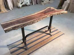 steel sofa table legs