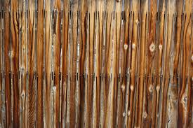 wood picket fence texture. Wooden Fence With Nail Rust Streaks Texture Wood Picket A