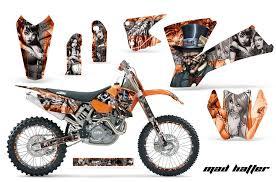 ktm motocross invision artworks
