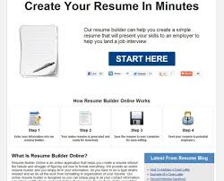 Resume Professional Resume Builders Stunning Resume Builder