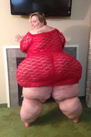 I make thousands by showing off my naked 490 pound body New York.