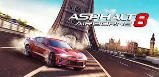 دانلود ASPHALT 8 :Airborne برای اندروید بدون دیتا
