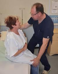 explain procedure to patient